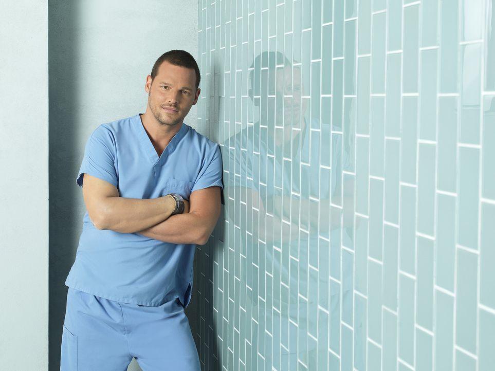 (7. Staffel) - Neue Herausforderungen warten täglich auf Dr. Alex Karev (Justin Chambers) ... - Bildquelle: ABC Studios