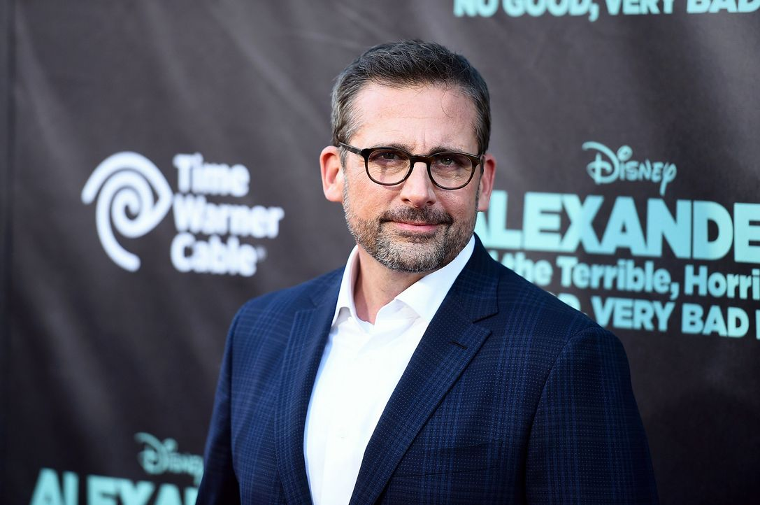 Steve-Carell-141006-getty-AFP - Bildquelle: getty-AFP