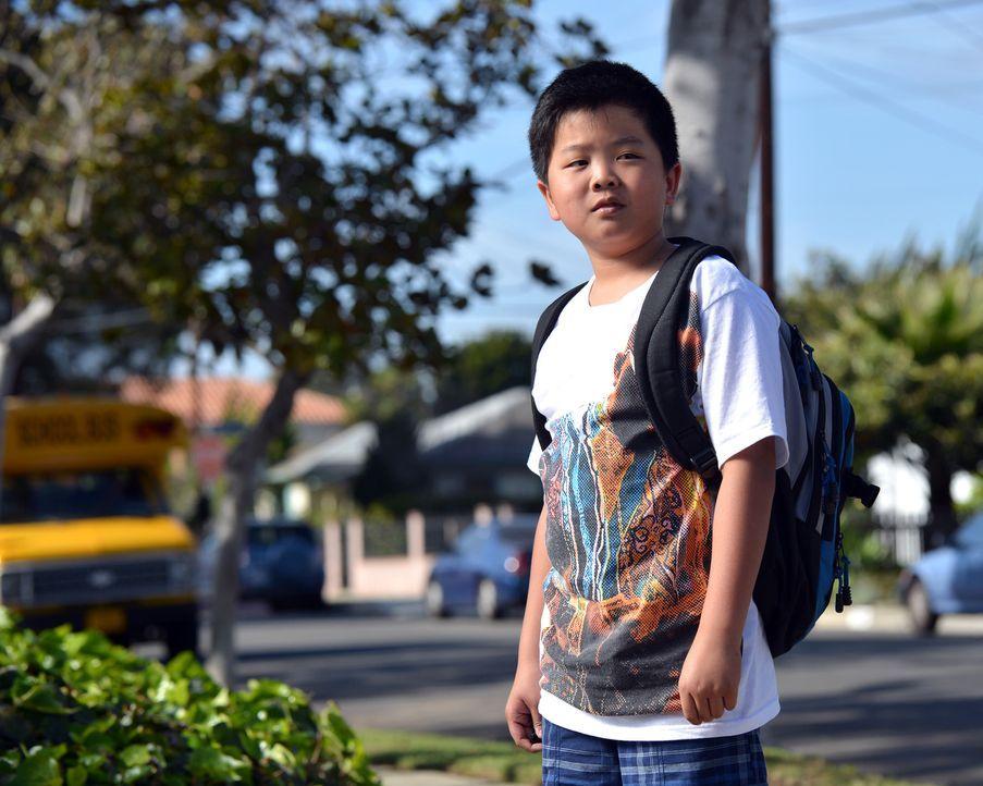 Eddie Huang (Hudson Yang) und seine Familie stammen ursprünglich aus Taiwan. Den Großteil seines Lebens hat er jedoch bisher in Washington, D.C. ver... - Bildquelle: 2015 American Broadcasting Companies. All rights reserved.