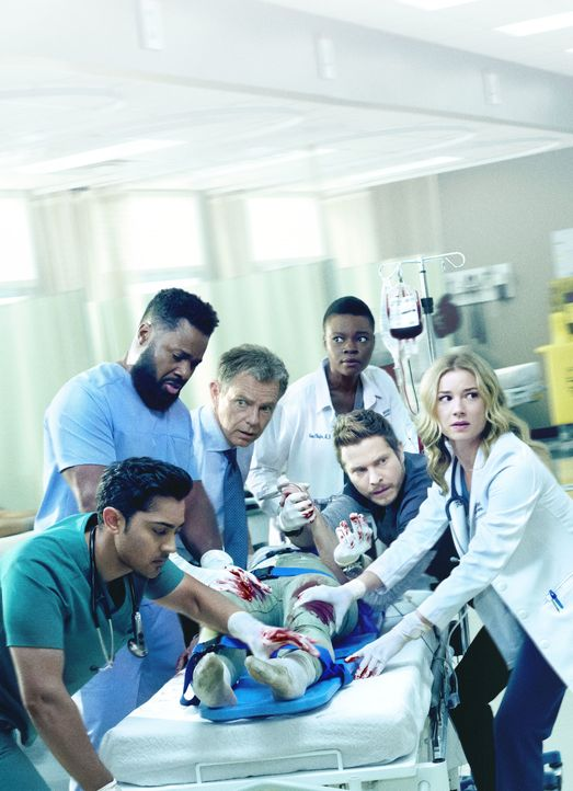 (3. Staffel) - Atlanta Medical - Artwork - Bildquelle: 2019-2020 Twentieth Century Fox Film Corporation.  All rights reserved.
