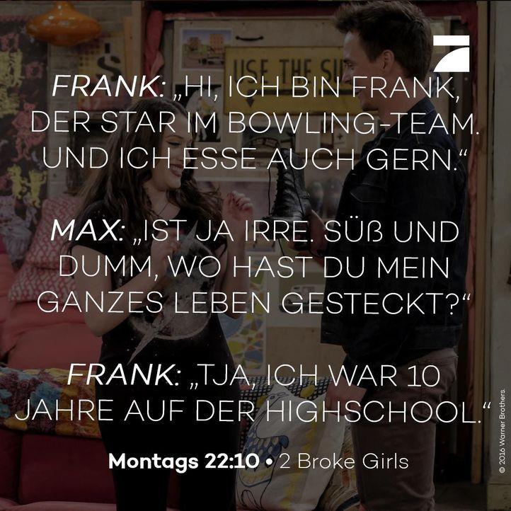 Max und Frank Staffel 6 Episode 20 - Bildquelle: Warner Bros. Television