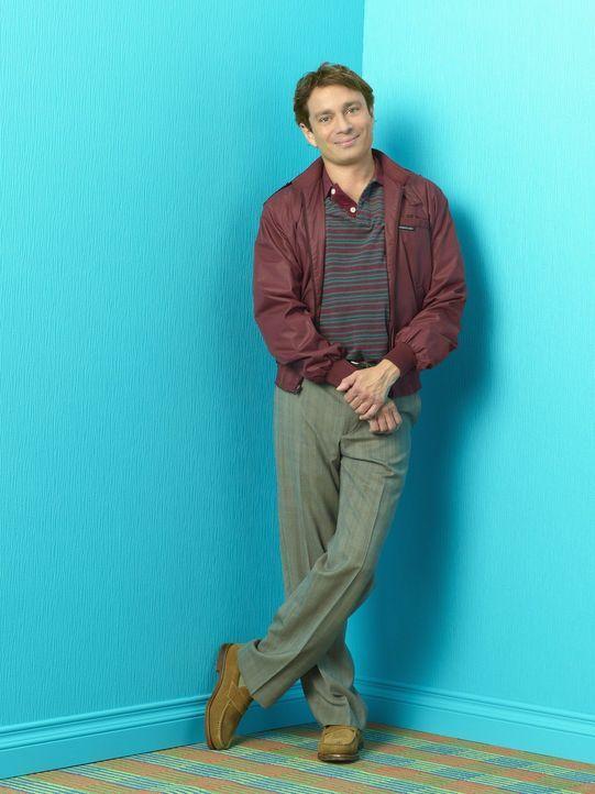 (1. Staffel) - Bob (Chris Kattan) ist Frankies bester Freund ... - Bildquelle: Warner Brothers