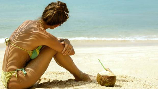 Wertvolle Vitamine und eine feuchtigkeitsspendende Wirkung – Kokosnussöl ist...