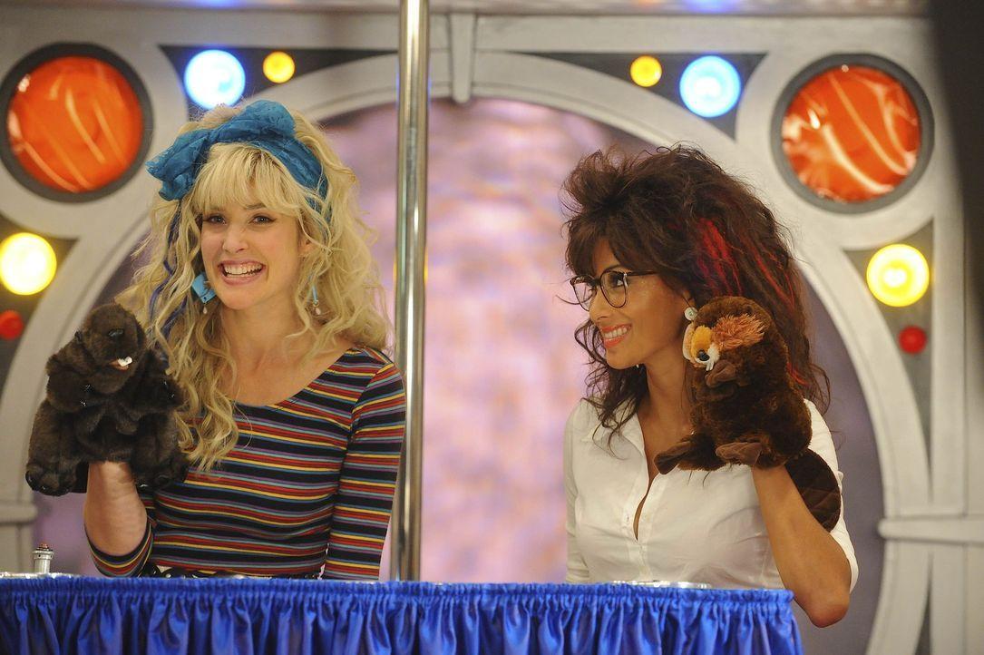Rückblick: Robin (Cobie Smulders, l.) war vor vielen Jahren Star einer nicht sehr erfolgreichen Serie im kanadischen Fernsehen. Gemeinsam mit Jessi... - Bildquelle: 20th Century Fox International Television