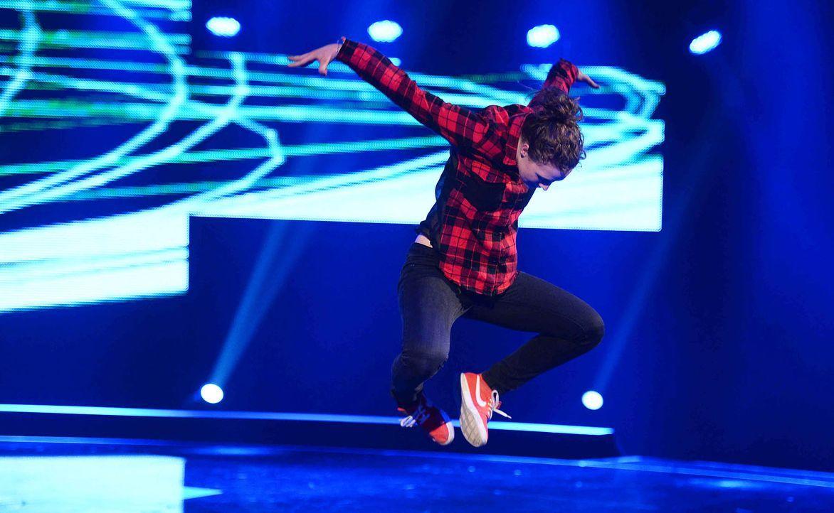 Got-To-Dance-Franziska-Broschek-05-SAT1-ProSieben-Willi-Weber - Bildquelle: SAT.1/ProSieben/Willi Weber
