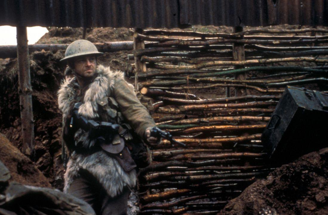 Im Angesicht des Todes: der krankhaft gewalttätige Thomas Quinn (Andy Serkis) ... - Bildquelle: F.A.M.E. AG
