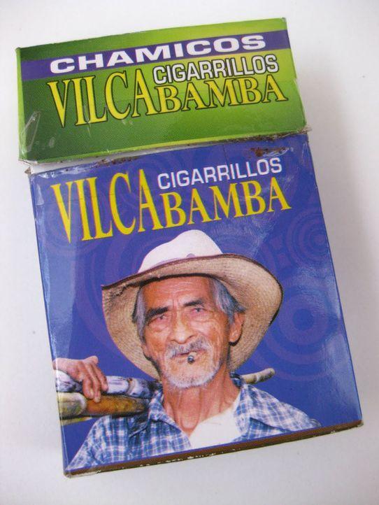 Vilcabamba 100 Jährige