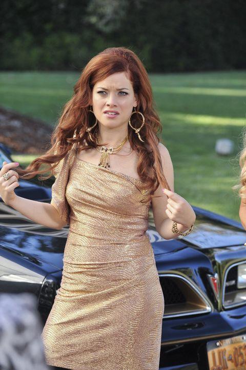 Während Tessa (Jane Levy) mit Dallas zur Beerdigung ihrer Mutter fährt, gehen George, Noah und Fred zu einem Gruppendate. Ein Spaß, der für Fred una... - Bildquelle: Warner Brothers