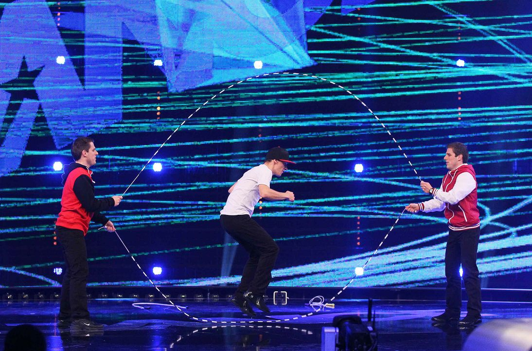 Got-To-Dance-International-Show-Team-03-SAT1-ProSieben-Guido-Engels - Bildquelle: SAT.1/ProSieben/Guido Engels