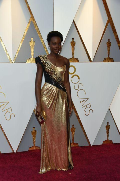 Lupita-Nyongo-AFP - Bildquelle: AFP PHOTO / VALERIE MACON