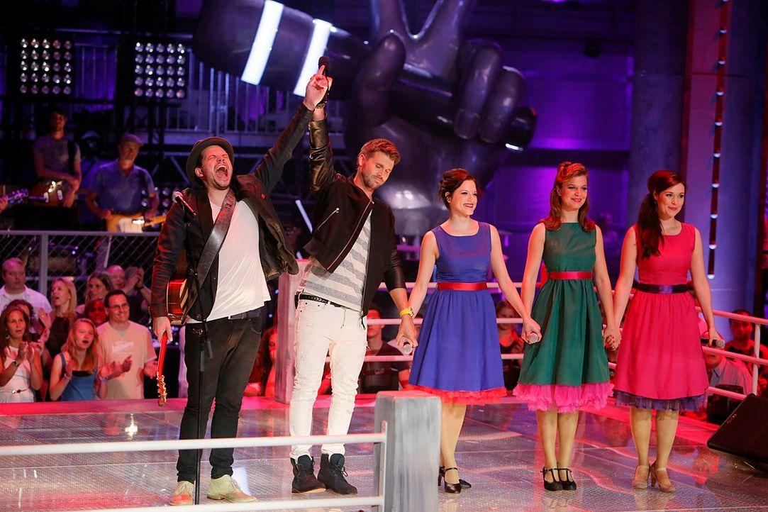 TVOG-Stf05-Epi-12-Oscar-Die Ladys-Heidi-Hellen-Luise-05-SAT1-ProSieben-Richard-Huebner