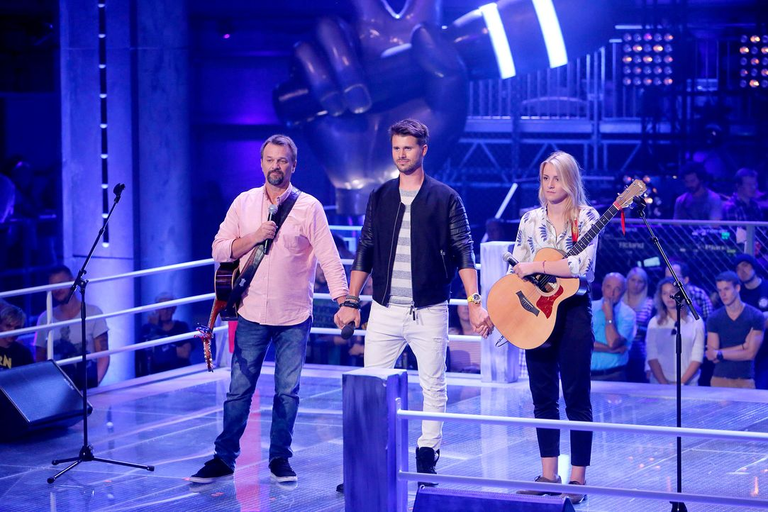 TVOG-Stf05-Epi-09-Norman-Isabel-02-SAT1-ProSieben-Richard-Huebner - Bildquelle: SAT.1/ProSieben/Richard Hübner