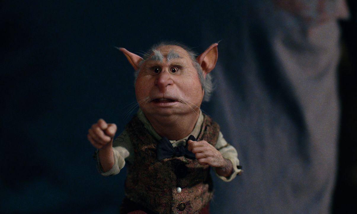 Die eindringlichen Warnungen von dem Wichtelmännchen Thimbletack scheinen nicht zu nützen ... - Bildquelle: Paramount Pictures