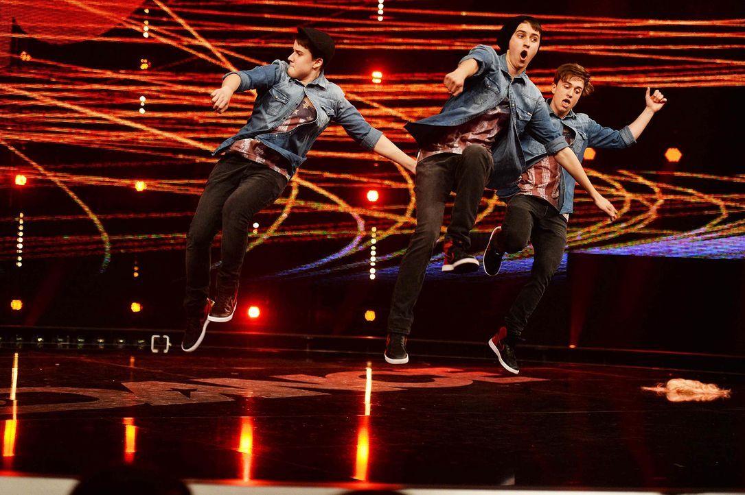 Got-To-Dance-JPSkiliz-05-SAT1-ProSieben-Willi-Weber - Bildquelle: SAT.1/ProSieben/Willi Weber