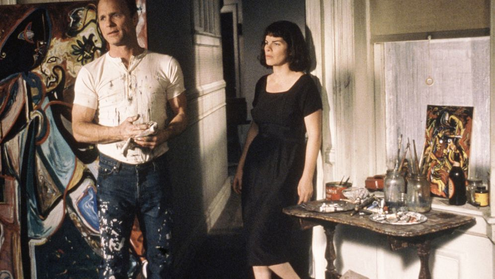 Pollock - Bildquelle: 2003 Sony Pictures Television International. All Rights Reserved.