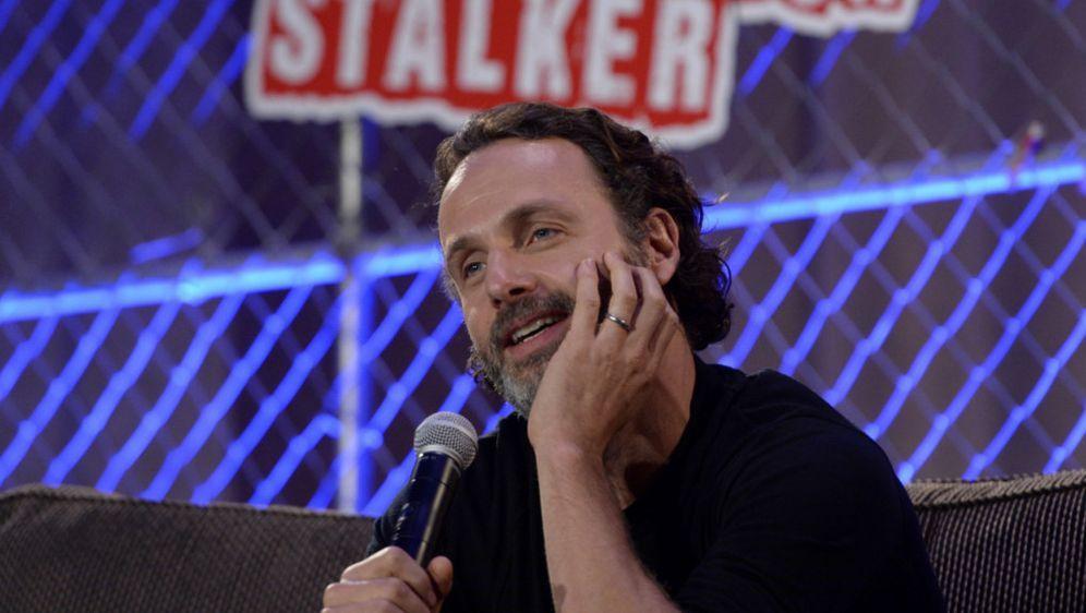The Walking Dead Rick Steigt Aus
