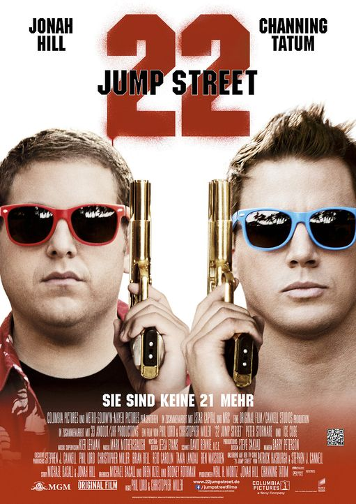 22-Jump-Street-16-Sony-Pictures-Releasing-GmbH - Bildquelle: Sony Pictures Releasing GmbH