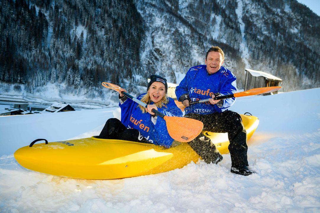 Anna & Stefan - Bildquelle:  ProSieben/Willi Weber