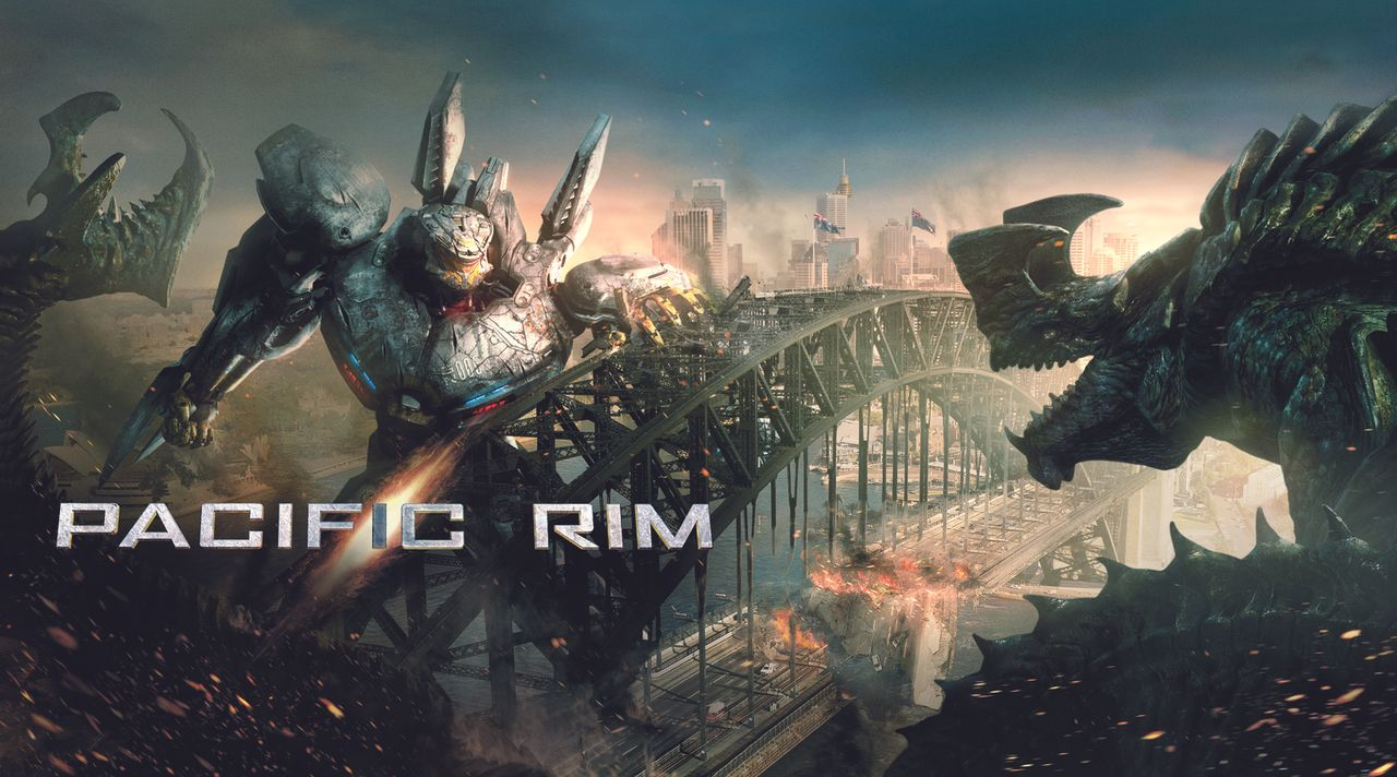 Pacific Rim - Plakat - Bildquelle: 2013 Warner Bros. Entertainment Inc. and Legendary Pictures Funding, LLC