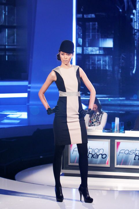 Fashion-Hero-Epi01-Show-61-ProSieben-Richard-Huebner - Bildquelle: ProSieben / Richard Huebner
