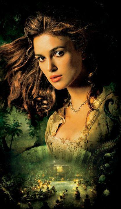 Muss zu einem Trick greifen, um ihren Will retten zu können: Elizabeth (Keira Knightley) ... - Bildquelle: Peter Mountain Disney Enterprises, Inc.  All rights reserved