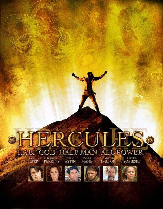 Hercules - Plakatmotiv - Bildquelle: Ken George Hallmark Entertainment