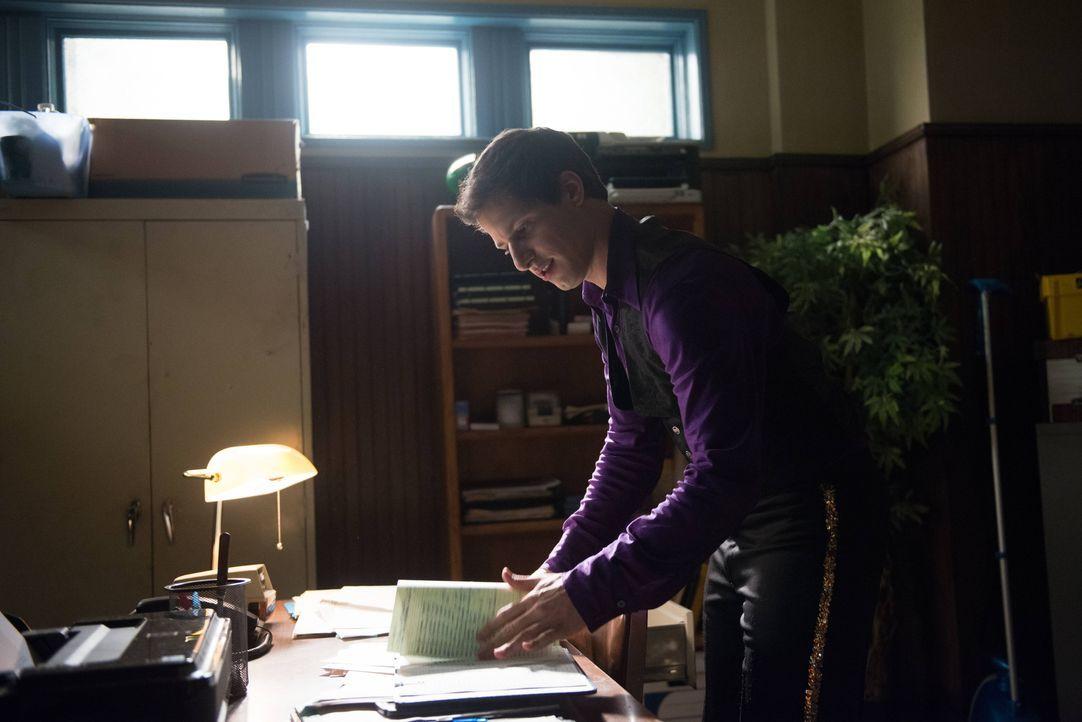 Jake Peralta (Andy Samberg) - Bildquelle: Eddy Chen 2013 NBC Studios LLC. All Rights Reserved. / Eddy Chen