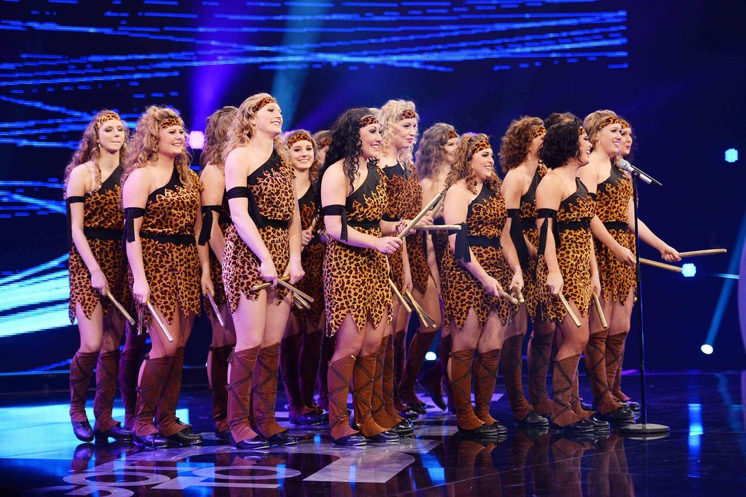 Got-To-Dance-The-Art-Act-Tap-Dancer-07-SAT1-ProSieben-Willi-Weber - Bildquelle: SAT.1/ProSieben/Willi Weber