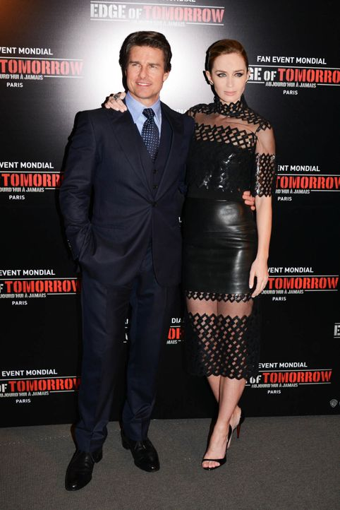 premiere-edge-of-tomorrow-paris-14-05-30-12-Warner-Bros-Pictures - Bildquelle: Warner Bros. Pictures