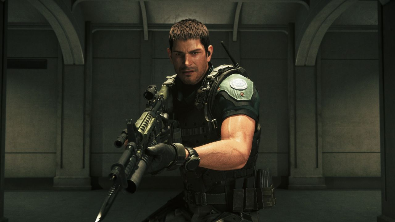 Chris Redfield - Bildquelle: 2017 Capcom Co., Ltd. and Vendetta Film Partners. All Rights Reserved.