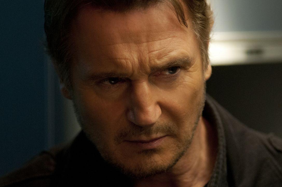 Der Arbeitsplatz des Air-Marshalls Bill Marks (Liam Neeson) befindet sich in über 12.000 Metern Höhe. Eines Tages empfängt er während eines Interkon... - Bildquelle: Myles Aronowitz 2014 TF1 FILMS PRODUCTION S.A.S STUDIOCANAL S.A. ALL RIGHTS RESERVED.