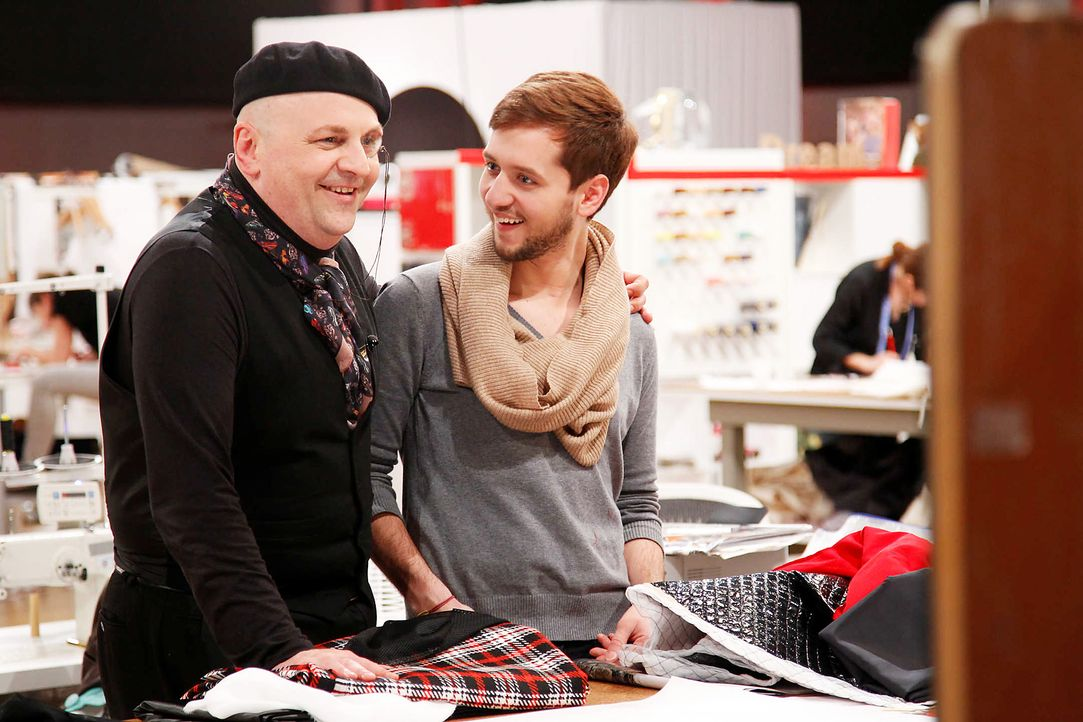 Fashion-Hero-Epi05-Atelier-28-ProSieben-Richard-Huebner - Bildquelle: Richard Huebner