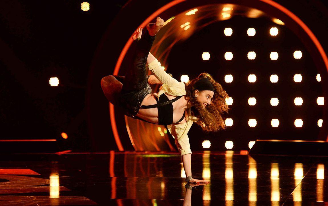 Got-To-Dance-Franziska-02-SAT1-ProSieben-Willi-Weber-TEASER - Bildquelle: SAT.1/ProSieben/Willi Weber