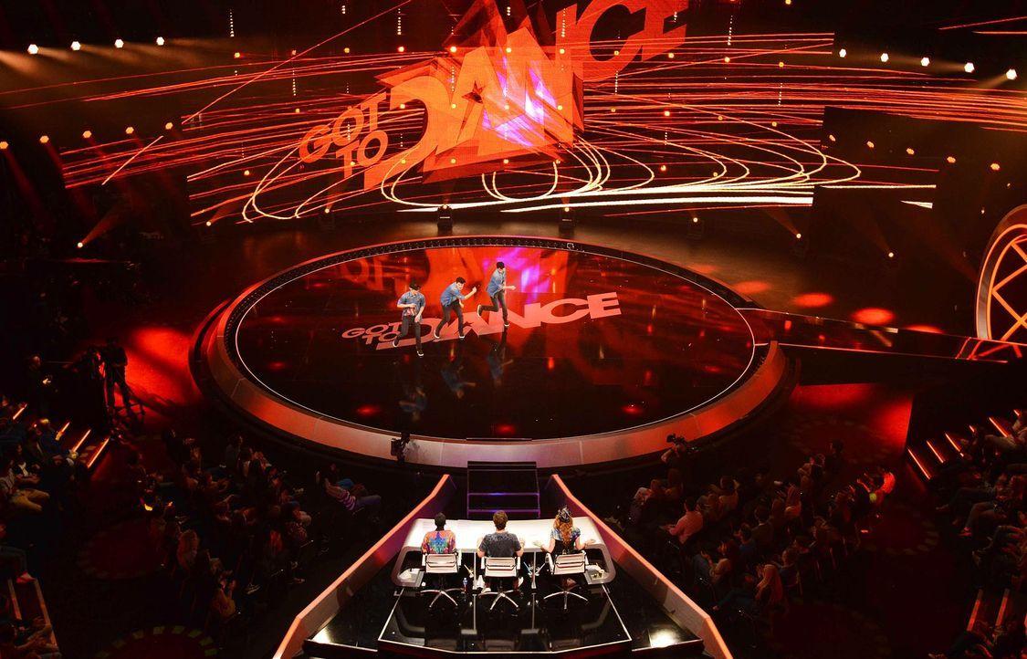 Got-To-Dance-JPSkiliz-08-SAT1-ProSieben-Willi-Weber - Bildquelle: SAT.1/ProSieben/Willi Weber