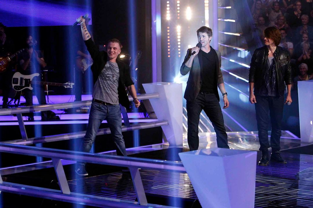 battle-michel-vs-sascha-l-07-the-voice-of-germany-huebnerjpg 1775 x 1184 - Bildquelle: SAT.1/ProSieben/Richard Hübner