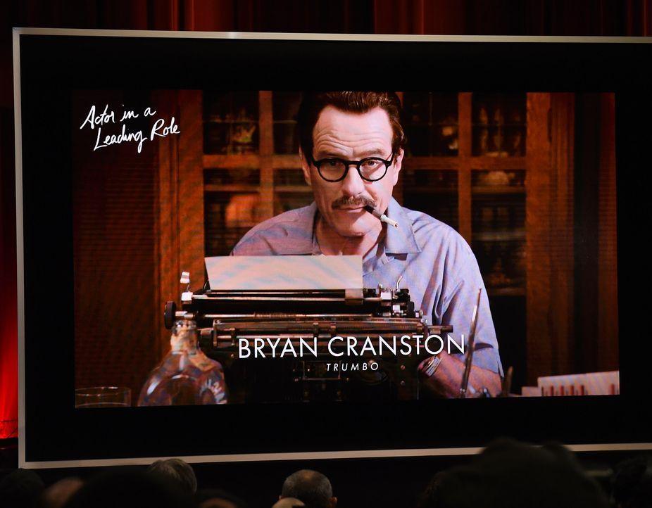 Bryan-Cranston-Trumbo-getty-AFP - Bildquelle: getty-AFP