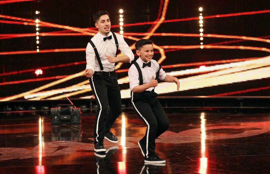 Got-To-Dance-Mini-Me-04-SAT1-ProSieben-Guido-Engels - Bildquelle: SAT.1/ProSieben/Guido Engels