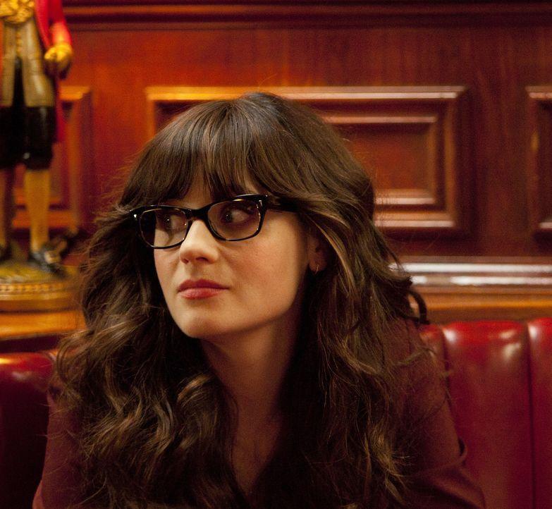 Als sie herausfindet, dass ihr Freund sie betrügt, trennt sich Jess (Zooey Deschanel) von ihm und beginnt einen Neuanfang in einer Männer-WG ... - Bildquelle: 20th Century Fox