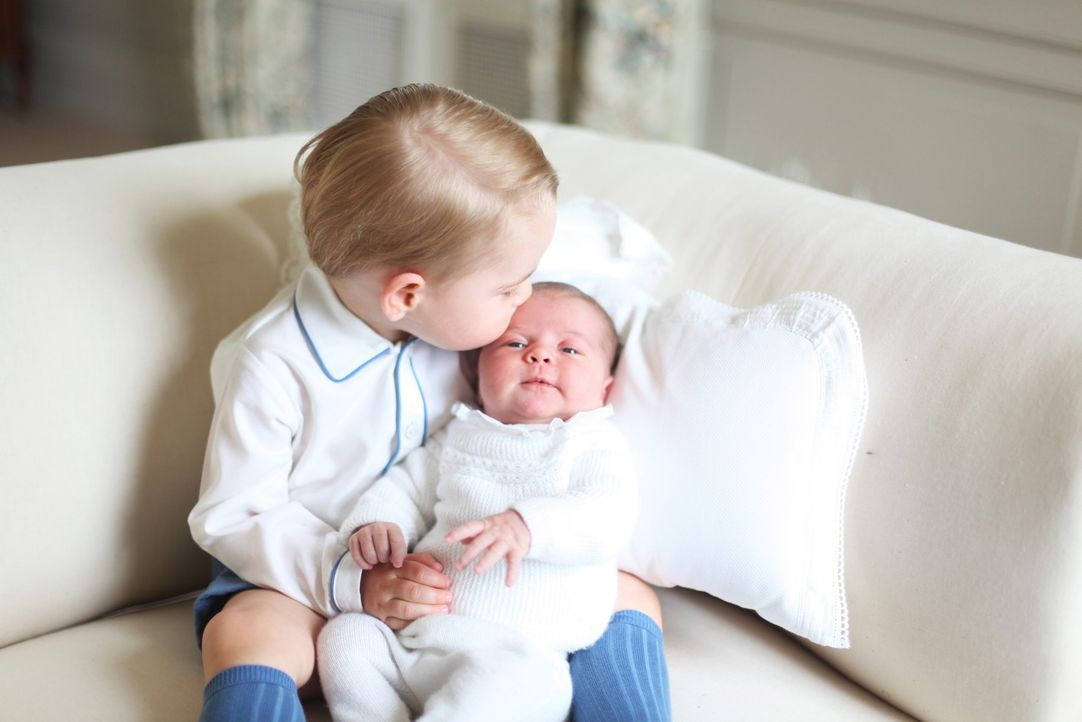 Prinz-George-Prinzessin-Charlotte-Mai-2015-02-HRH-The-Duchess-of-Cambridge2015 - Bildquelle: HRH The Duchess of Cambridge 2015