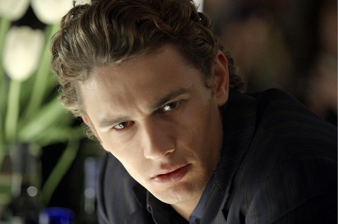 Harry Osborn (James Franco) macht Spider-Man für den Tod seines Vaters verantwortlich und will blutige Rache ... - Bildquelle: Sony Pictures Television International. All Rights Reserved.