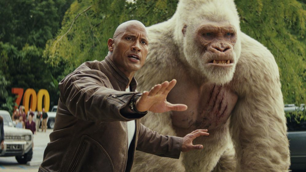 Rampage - Big Meets Bigger - Bildquelle: 2018 Warner Bros. Entertainment Inc. All rights reserved.