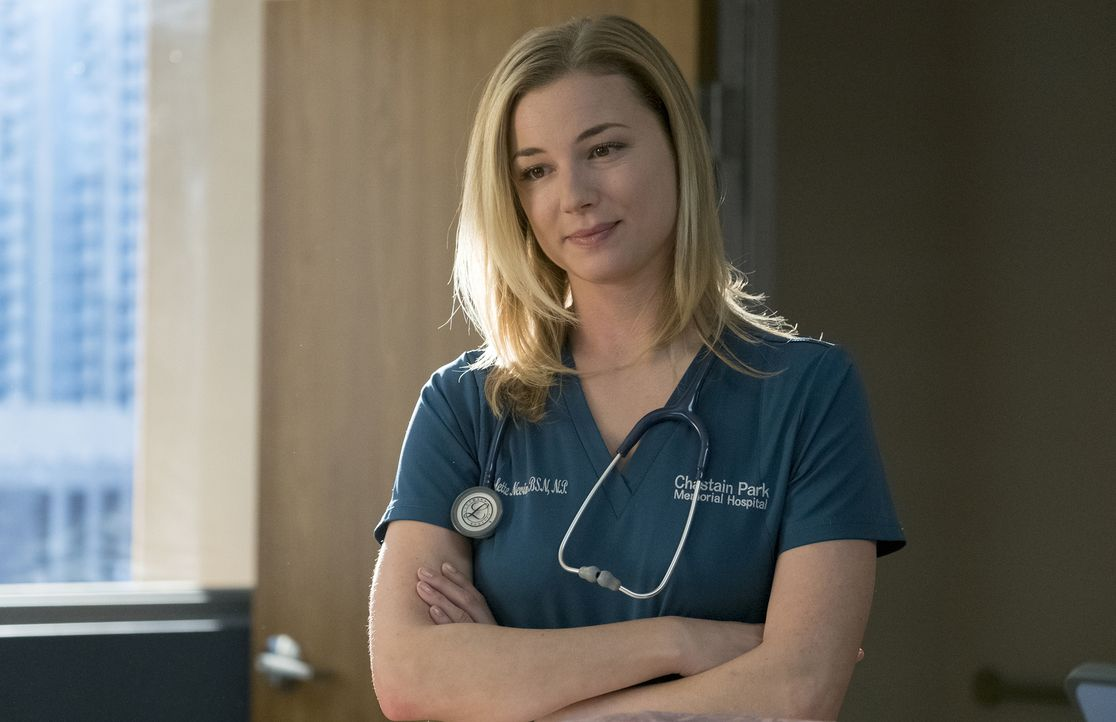 Gibt alles, um die letzten Wünsche eines krebskranken Patienten zu erfüllen: Krankenschwester Nic (Emily VanCamp) ... - Bildquelle: Wilford Harewood 2018 Fox and its related entities.  All rights reserved./ Wilford Harewood