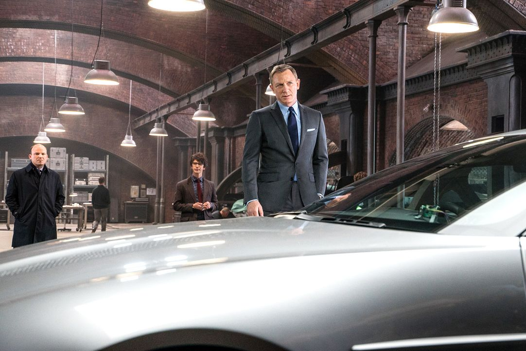 Spectre-29-Sony-Pictures-Releasing-GmbH - Bildquelle: 2015 Sony Pictures Releasing GmbH
