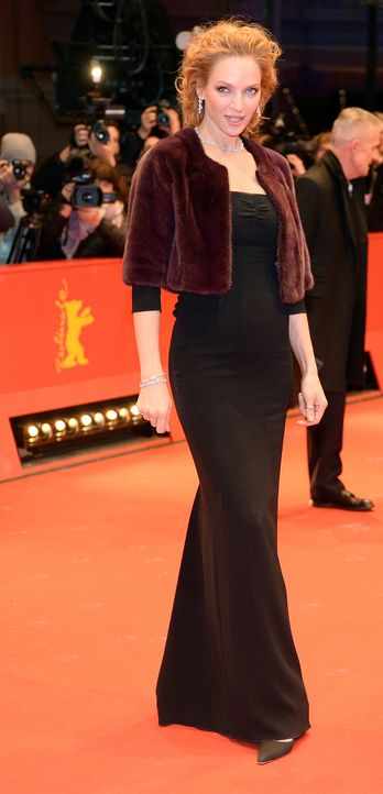 Berlinale-Uma-Thurman-140209-4-AFP - Bildquelle: AFP