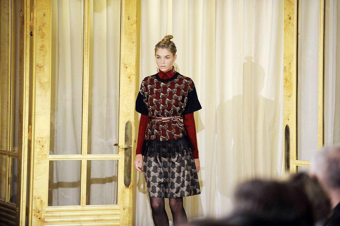 luisagermanys-next-topmodel-stf07-epi10-fashion-show-luisa-031-oliver-s-prosiebenjpg 1950 x 1298 - Bildquelle: ProSieben/Oliver S.