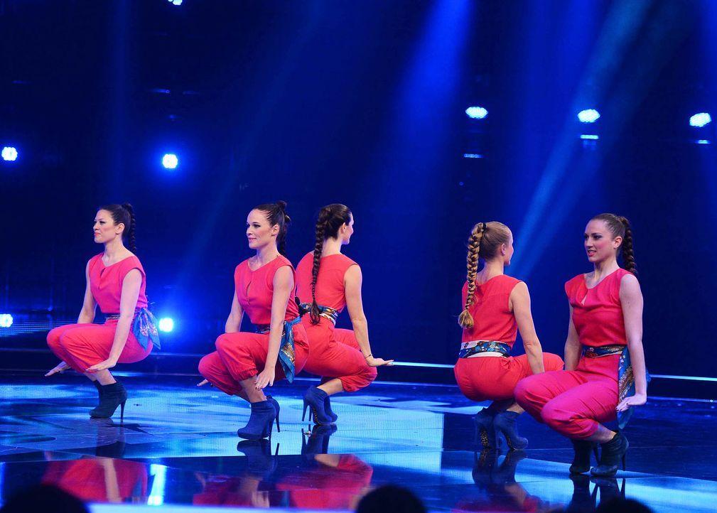 Got-To-Dance-TeKi-TeKua-02-SAT1-ProSieben-Willi-Weber - Bildquelle: SAT.1/ProSieben/Willi Weber