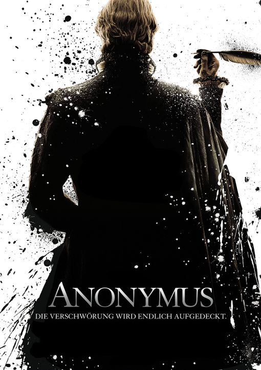 ANONYMUS - Artwork - Bildquelle: 2011 Columbia Pictures Industries, Inc. and Beverly Blvd LLC. All Rights Reserved.