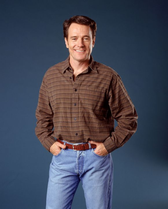 (5. Staffel) - Ist in seiner Familie nicht immer Herr der Lage: Vater Hal (Bryan Cranston) ... - Bildquelle: TM +   2000 Twentieth Century Fox Film Corporation. All Rights Reserved.