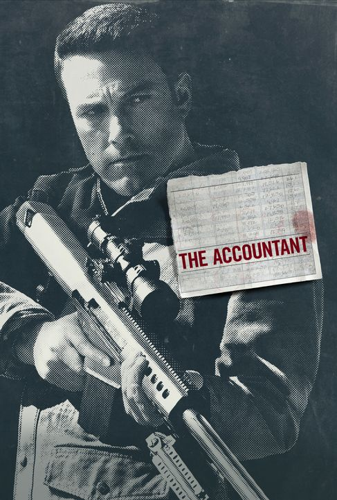 The Accountant - Artwork - Bildquelle: Warner Bros.
