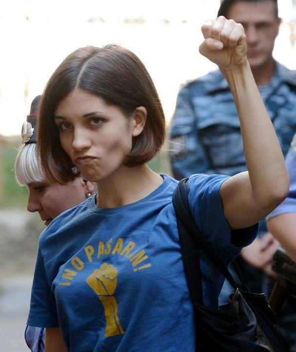 08-pussy-riot-12-08-08-natalia-kolesnikova-afpjpg 1429 x 1700 - Bildquelle: Natalia Kolesnikova/AFP